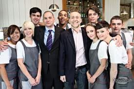 Michel Roux' service 'apprentices'