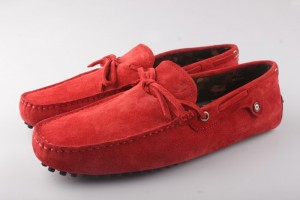 Tods-Ferrari-Loafers-Mens-Shoes-Red